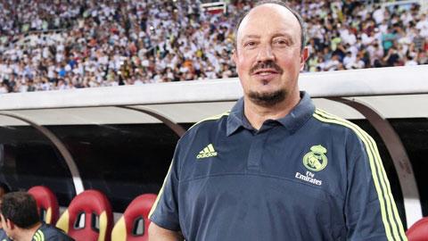 HLV Benitez không nên có bất cứ điều chỉnh gì nhằm vào bộ ba Bale - Benzema - Cris Ronaldo