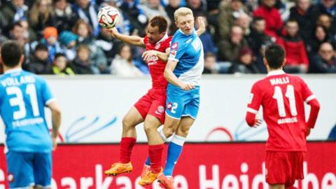 Darmstadt vs Hoffenheim