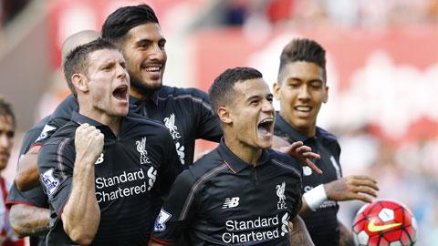 Trên sân nhà, Liverpool sẽ không khó khăn để giành trọn 3 điểm