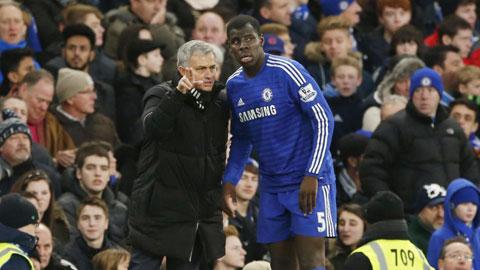 Zouma đang được Mourinho đặt rất nhiều kỳ vọng
