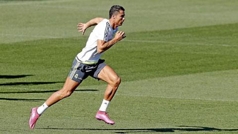 Ronaldo luôn nỗ lực trở thành số một