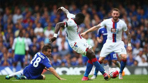 Chelsea tiếp tục thể hiện bộ mặt bạc nhược