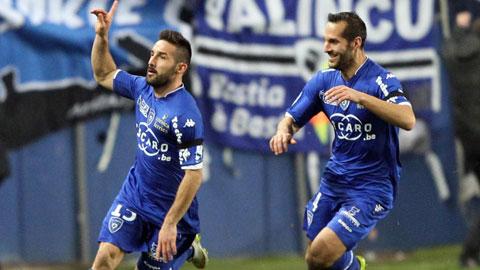 Đang thăng hoa, Bastia đủ sức giành 3 điểm ngay trên sân của St.Etienne