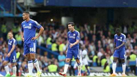 Chelsea đang có khởi đầu kém ấn tượng