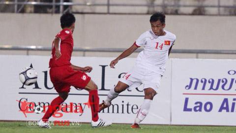 Trực tiếp U19 Việt Nam vs U19 Myanmar: Trọng Hóa đá chính, Thanh Hậu, Quang Hải dự bị