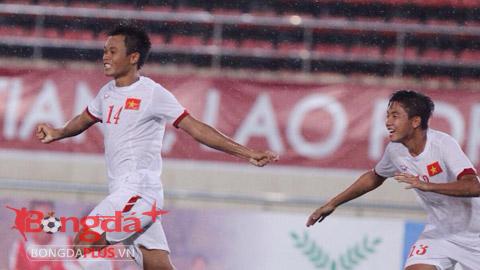 U19 Việt Nam gặp U19 Lào ở bán kết