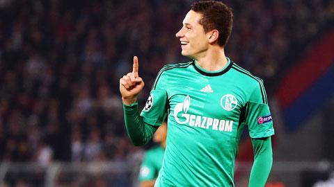 Draxler bất ngờ cập bến Wolfsburg là thương vụ nổi bật nhất trong những ngày cuối TTCN Hè 2015