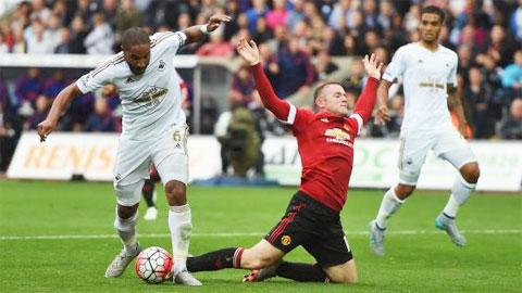 Rooney đã đánh mất hoàn toàn bản năng của một chân sút
