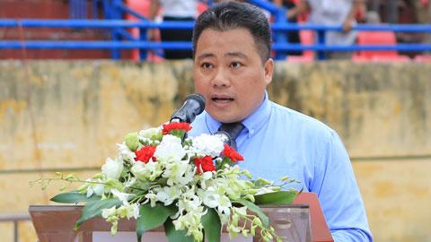 Ông Nguyễn Minh Ngọc cho biết, BTC giải đã nhắc nhở, quán triệt rất kỹ cho các đội bóng