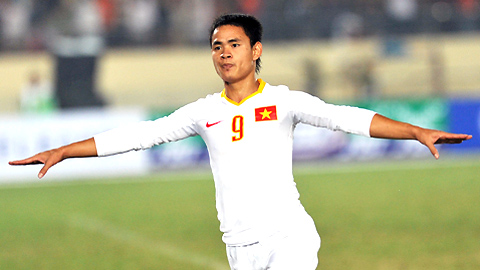 ĐT Việt Nam: Đình Tùng lên tuyển, Công Phượng vắng mặt
