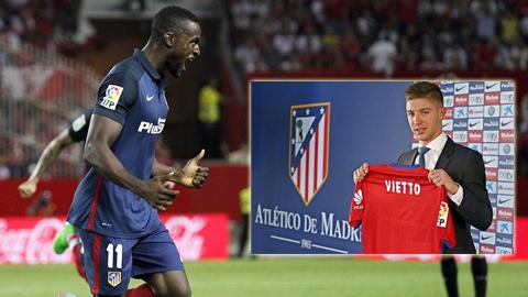 Martinez hay Vietto là bản hợp đồng tiêu biểu, chứng tỏ sự chịu chi của Atletico trong mùa Hè này