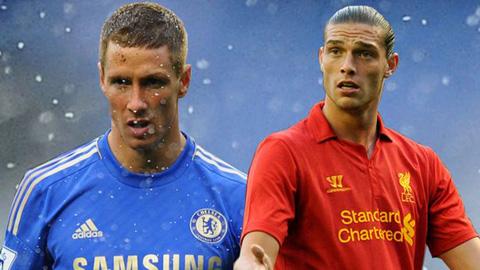 Torres và Carroll là 2 bản hợp đồng tệ nhất trong ngày cuối TTCN tại Ngoại hạng Anh