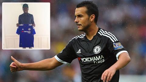 Pedro có tên trong đội hình Chelsea còn Djilobodji thì không