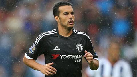 Barca đã thu về 30 triệu euro sau khi bán Pedro cho Chelsea