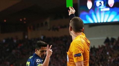 Những chiếc thẻ xanh sẽ khuyến khích cầu thủ chơi đẹp hơn