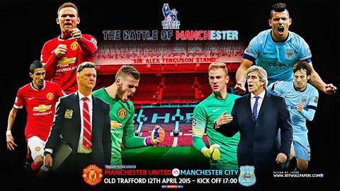 Chi tiêu không chênh lệch là bao nhưng về thành tích, Man City ăn đứt Man United
