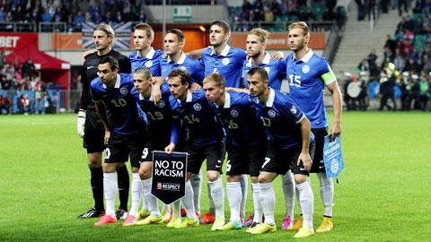 Đội tuyển Estonia