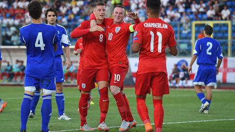 ĐT Anh đã làm hài lòng người hâm mộ sau những trận vòng loại thắng tuyệt đối