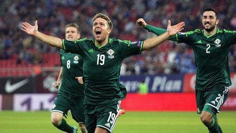 Hungary sẽ rất khó có điểm tại Bắc Ireland vào đêm nay