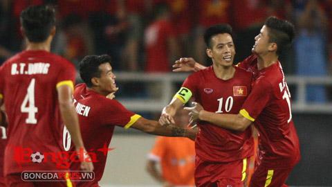 ĐT Việt Nam hy vọng giành vé dự VCK Asian Cup 2019 - Ảnh: Minh Tuấn