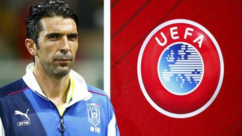 Buffon vẫn là chốt chặn đáng tin cậy trong khung gỗ Italia
