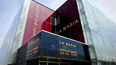 Lò đào tạo trứ danh La Masia của Barca