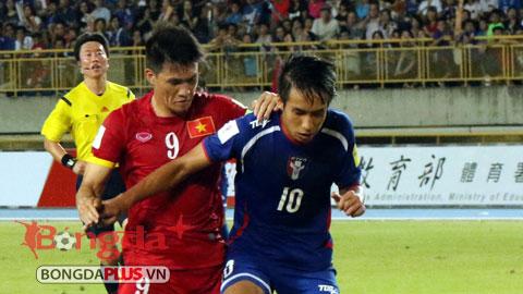 ĐT Việt Nam sẽ cần kết quả tốt trước Iraq và Thái Lan nếu muốn giành vé sớm dự VCK Asian Cup 2019 - Ảnh: Đ.N