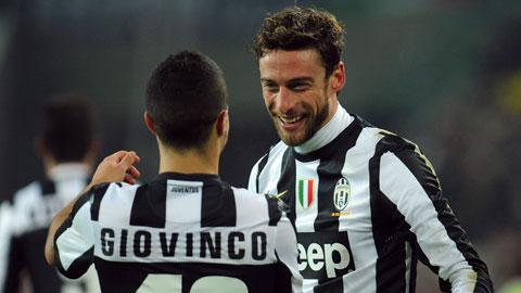 Marchisio sẽ giúp tuyến giữa Juve vững vàng hơn