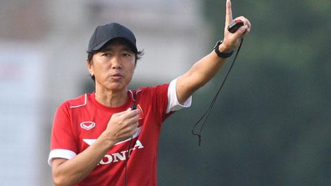 HLV Miura cho rằng ĐT Việt Nam cần chỉnh sửa nhiều khâu trong các trận đấu tới