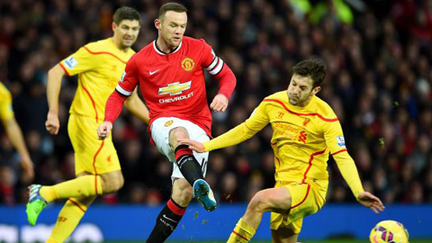 M.U đối đầu Liverpool là cặp đấu được chờ đợi nhất vòng 5 Ngoại hạng Anh