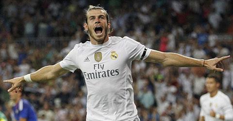 Bale đang là cầu thủ có mức lương cao thứ 3 tại La Liga