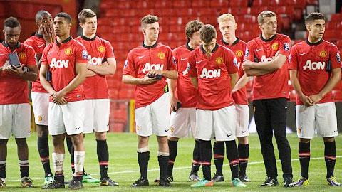 Rất nhiều các cầu thủ thuộc đội U21 M.U đã phải ra đi