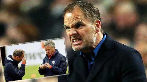 LĐBĐ Hà Lan nên bổ nhiệm HLV De Boer thay vì Hiddink và Blind