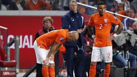 Hà Lan đang sa sút trầm trọng