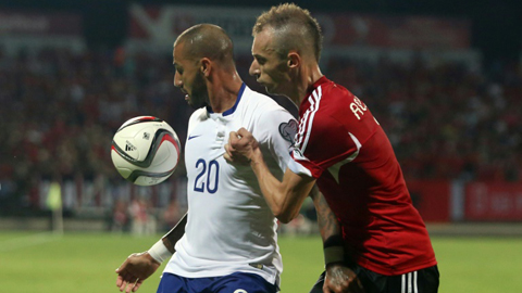 Quaresma ghi bàn thắng quý giá cho Bồ Đào Nha vào lưới Albania