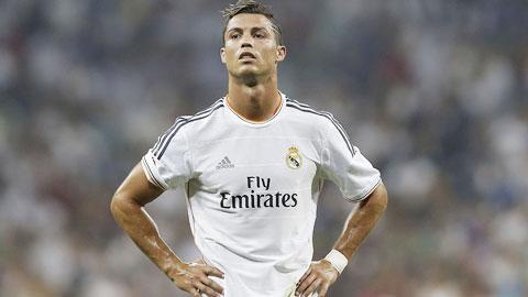 Ronaldo không ghi bàn đã 9 trận trong màu áo CLB lẫn ĐTQG