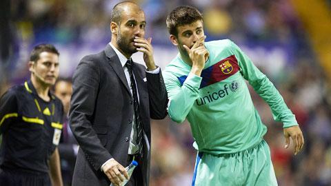 """Pique và Guardiola luôn thể hiện họ là một """"anti-Real Madrid"""" đích thực"""
