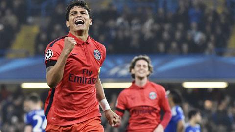 Silva đang trở lại mạnh mẽ, là chỗ dựa vững chắc cho ĐKVĐ PSG