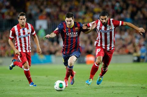 Messi không có phong độ tốt ở trận đầu mùa giải