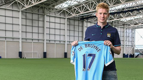Với sự đa năng và cách chơi biến hóa của De Bruyne, cánh phải sẽ là điểm mạnh của Man City