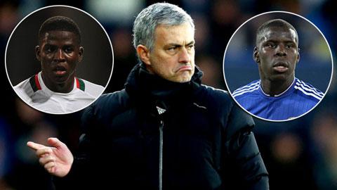Mourinho được một nhân vật bí ẩn khuyên mua Zouma và Djilobodji