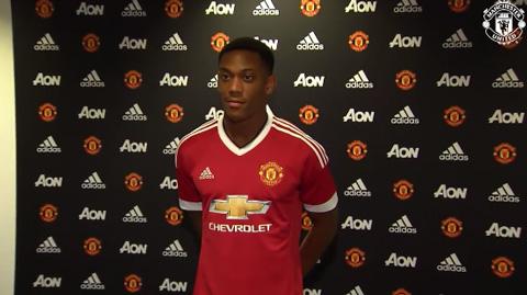 Martial sẽ phải nỗ lực rất nhiều để hòa nhập được với môi trường bóng đá Anh