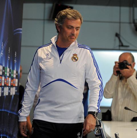 Mourinho có quãng thời gian 3 năm khá thành công tại Real