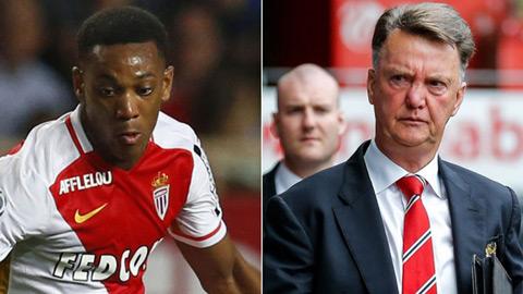 Van Gaal không phải người quyết định mức giá mua Martial