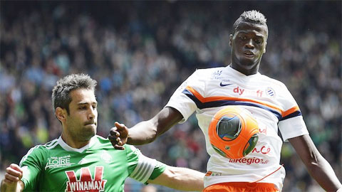 Montpellier vs St.Etienne