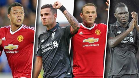 M.U và Liverpool vẫn còn nhiều vấn đề trong cách chơi