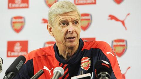 Wenger cũng bày tỏ sự lo lắng về chất lượng đào tạo trẻ