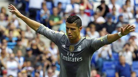Ronaldo cuối cùng đã giải tỏa được cơn khát bàn thắng