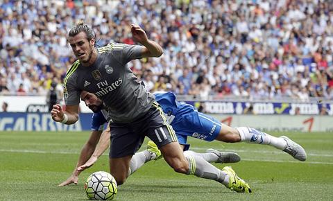 Bale cũng đã có trận đấu ấn tượng