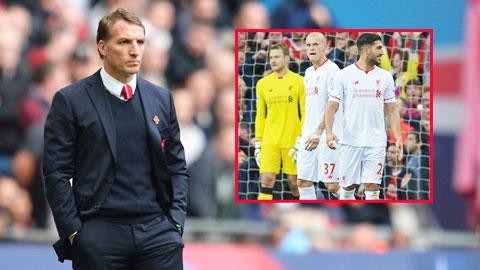 Liverpool tầm thường như hiện nay là do những sai lầm chiến lược của HLV Rodger